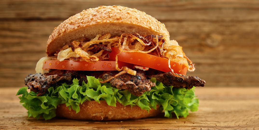 Ochsenfetzerburger