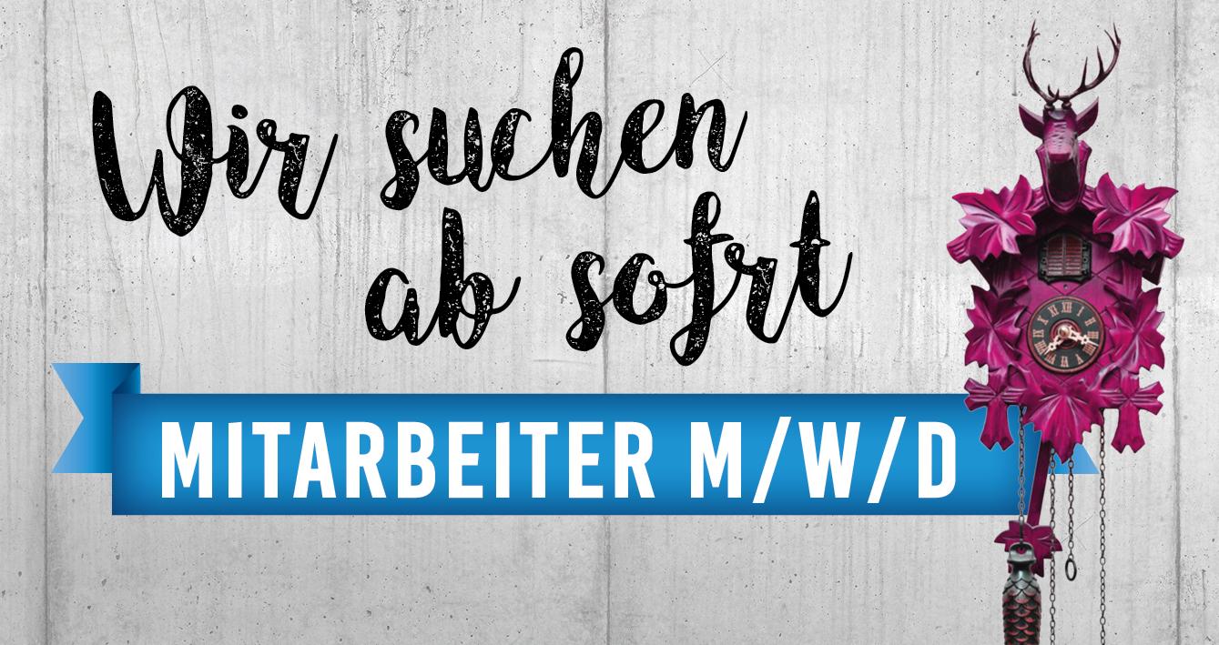 Mitarbeiter, Vollzeit, Teilzeit, Midijob, Minijob, Küfer, Ihringen, Kaiserstuhl, Stellenanzeige